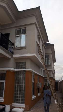 Brand new 2 bedroom flat at omole phase 2 extension Ikeja - image 1