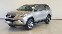 Toyota Fortuner 2.8 GD6 4x4 Manual
