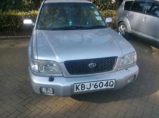Good condition Ex-UK Forester for sale Lenana - image 6