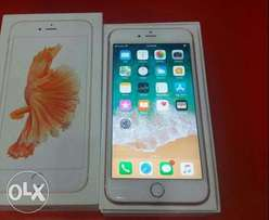 Iphone 6s plus,ios operated,5.5 inch screen,
