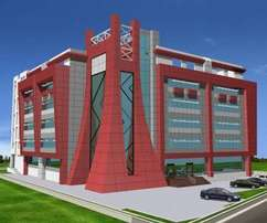 Office complex jabi