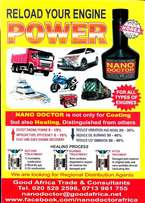Best engine oil additive - Nano Doctor