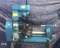 Lathe and Milling Combo