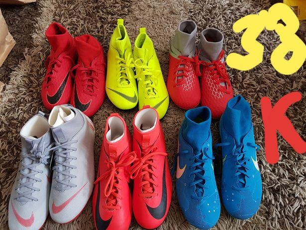 Buty piłkarskie Nike ze skarpetką Piła • OLX.pl