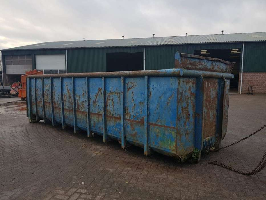 Haakarm Containerbak Tipper Body