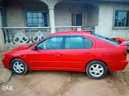 2002 Nissan primera first body