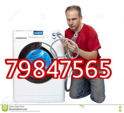 Full automatic washing machine repair and service