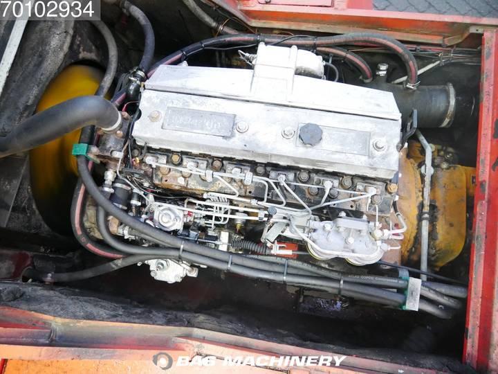 Linde H160-1200 Side shift - good tyres - 1993 - image 12