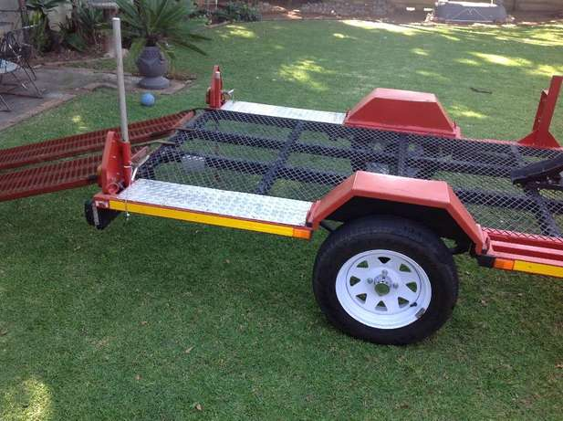 Combination Flat bed Trailer Pretoria North - image 3