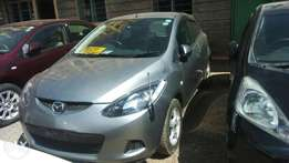 Just arrived Mazda demio kcp