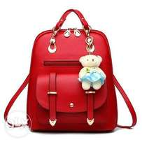 Backpack available