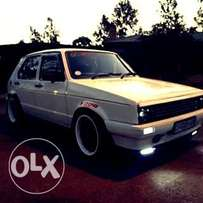 Citi Golf 2.0 or swopp for tazz or wat u have