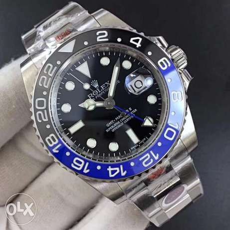 Rolex GMT Batman Bezel Replica Noob V10