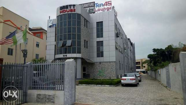 Shopping Plaza/ Office Complex before Chevron Lekki-Epe Express, Lekki Lekki Peninsula - image 1