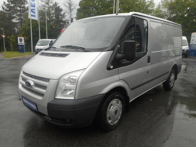 Ford Transit 140T280 Klima AHK ZV - 2013