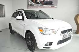 Mitsubishi ASX 5dr GL in perfect condition and FSH