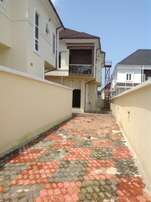 Well Built 4 bedroom Semi Detached duplex, Chevy view Estate