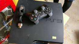 UK used 250gb PS3 +12 games