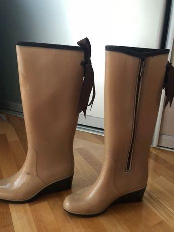 Гумові чоботи жіночі  600 грн. - Жіноче взуття Коломия на Olx 5df332f6090b0