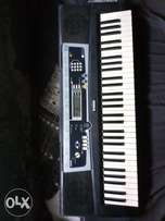 Working Piano Keyboard