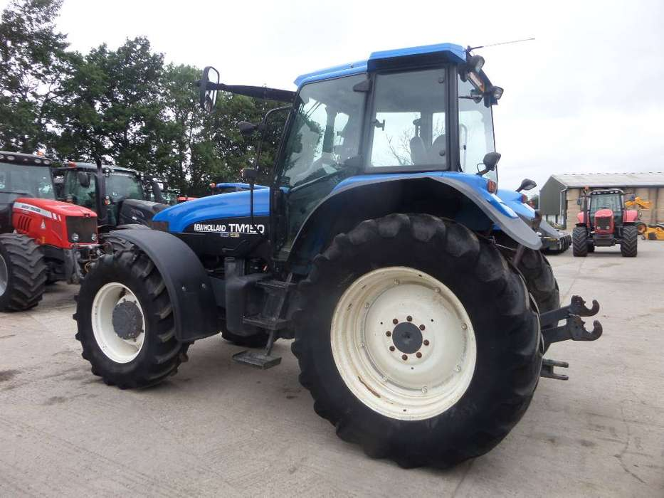 New Holland Tm 150 - 2001 for sale | Tradus