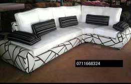 Leather made sofa 7 seater