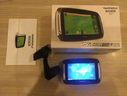 Tom Tom Rider 400 Motorcycle GPS