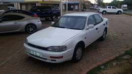 1993 Toyota camry 200si automatic R44900