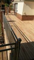 Wooden decking masters