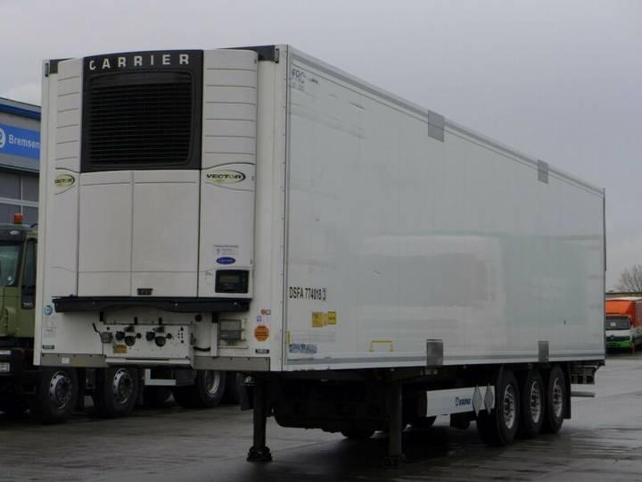 Krone SD*Carrier Vector 1550*Lift*Doppelstock*Textil* - 2012