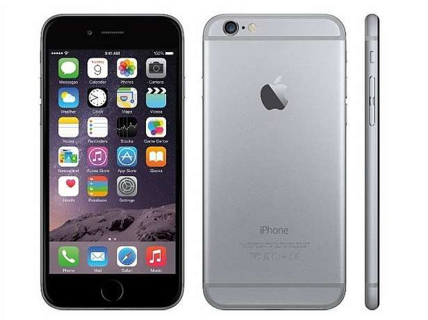 "Apple iPhone 6 4.7"" 16GB,1GB RAM 8MP Camera 4G Single SIM Original Nairobi CBD - image 2"