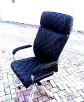 Executive Draft Leather Office Chair