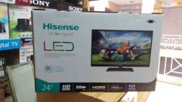 brand new hisense 24 inch digital tv
