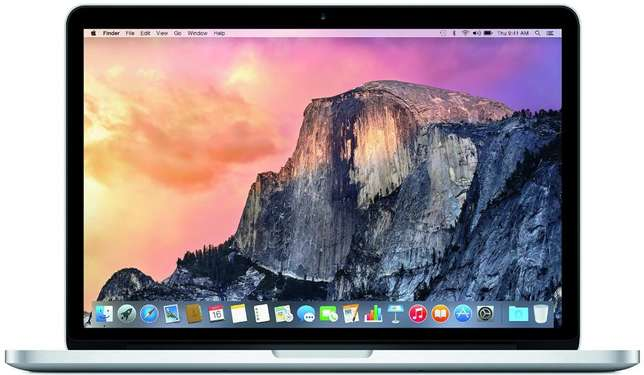 Apple MacBook Pro MF839LL/A 13.3-Inch Laptop with Retina Display (2.7 Nairobi CBD - image 1