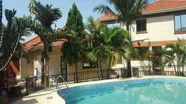 House for sale in Najjera at $320000 five bedrooms with swimming pool