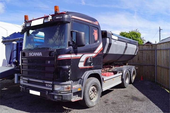 Scania 144g - 2000