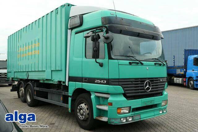 Mercedes-Benz 2543 L Actros, wenig KM, Klima, Euro 2 - 1999