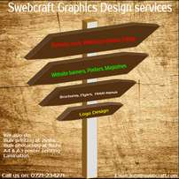 Graphic design in Nairobi