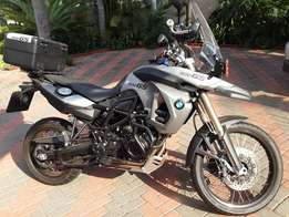 2009 BMW GS800, 5242 km, Immaculate condition!!!