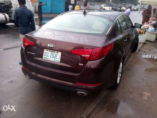 Registered Kia Optima 2013. For Sale at affordable Price Ikeja - image 3
