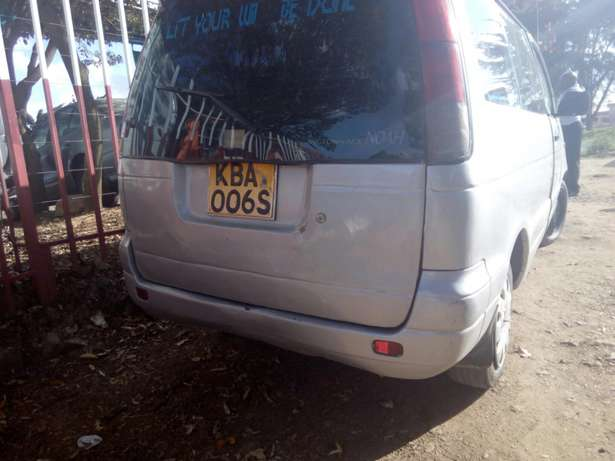 Quick sale Toyota townace South B - image 1