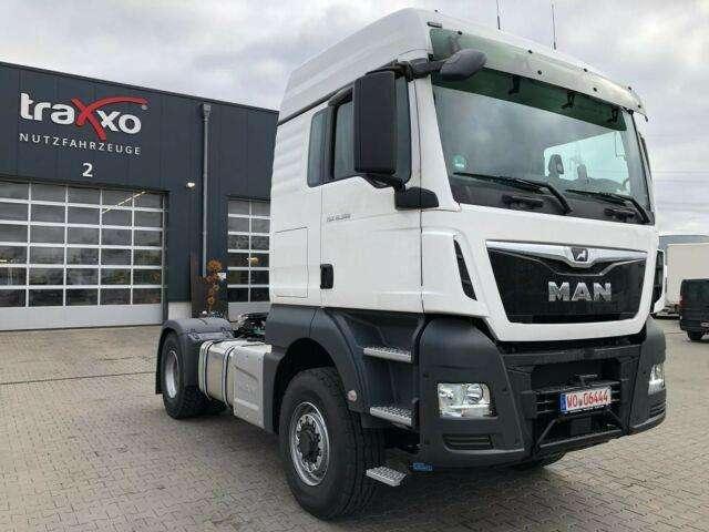 MAN Tgx 18.500h Xlx Kipphyd. Automatik Acc+spurhalte - 2019