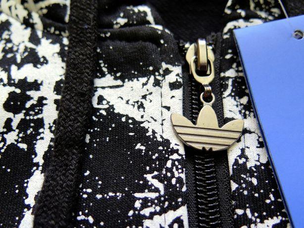 połowa ceny wspaniały wygląd sprzedawca detaliczny Bluza ADIDAS nowa marmurkowa czarno-biała. Gdańsk Oliwa • OLX.pl