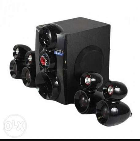 Sayonna 4.1 subwoofer in shop,free delivery cbd Nairobi CBD - image 1