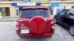 Register Toyota RAV4 2007 model