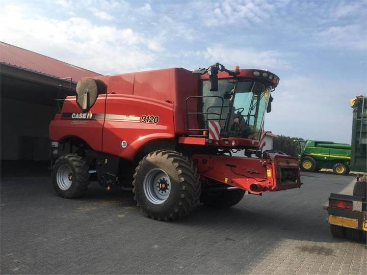Case IH 9120 Afs Axial Flow - 2009