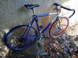 racing bike trinity in perfect condition