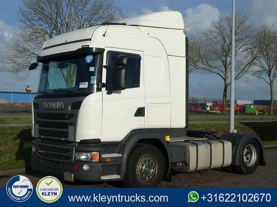 Scania G450 hl ret. 416tkm - 2014