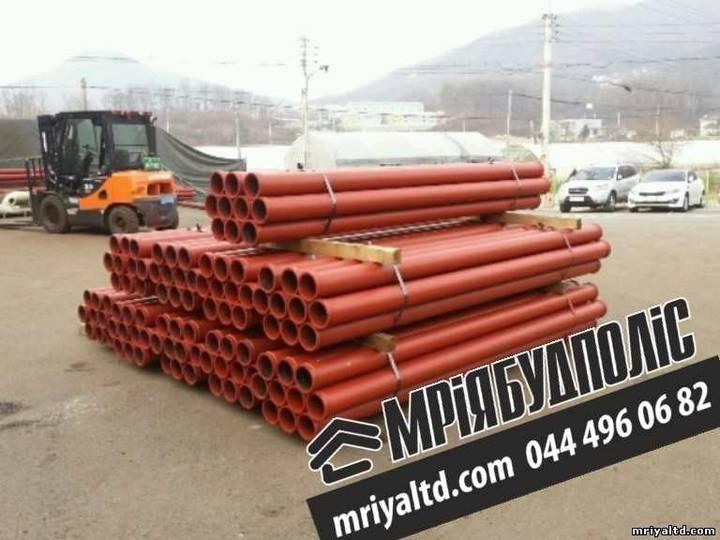 Pump truby (stalnoy betonovod) truby dlya podachi betona, dlya - 2018