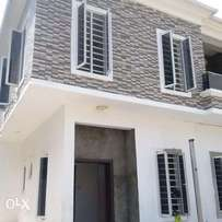 5 Bedroom fully detached duplex with a room BQ for sale at lekki